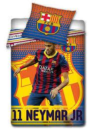 fc barcelona neymar duvet cover bedding set barcelona bedroom