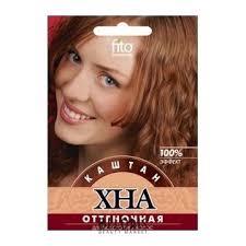 <b>Хна оттеночная</b> Каштан (<b>Фитокосметик</b>) купить по низкой цене в ...