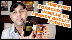 Tom Ford Tobacco Vanille vs <b>Franck Boclet</b> Tobacco, Which Do You ...