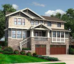 For the Front Sloping Lot   JD   nd Floor Master Suite    Plan JD ArchitecturalDesigns com