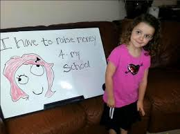 Little Girl Uses Memes to Help Her Fundraise (19 Pics) | Daily Dawdle via Relatably.com