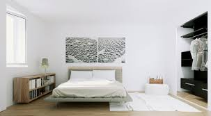 bedroom design ideas natural scandinavian apartment natural wood and monochrome bedroom interior de