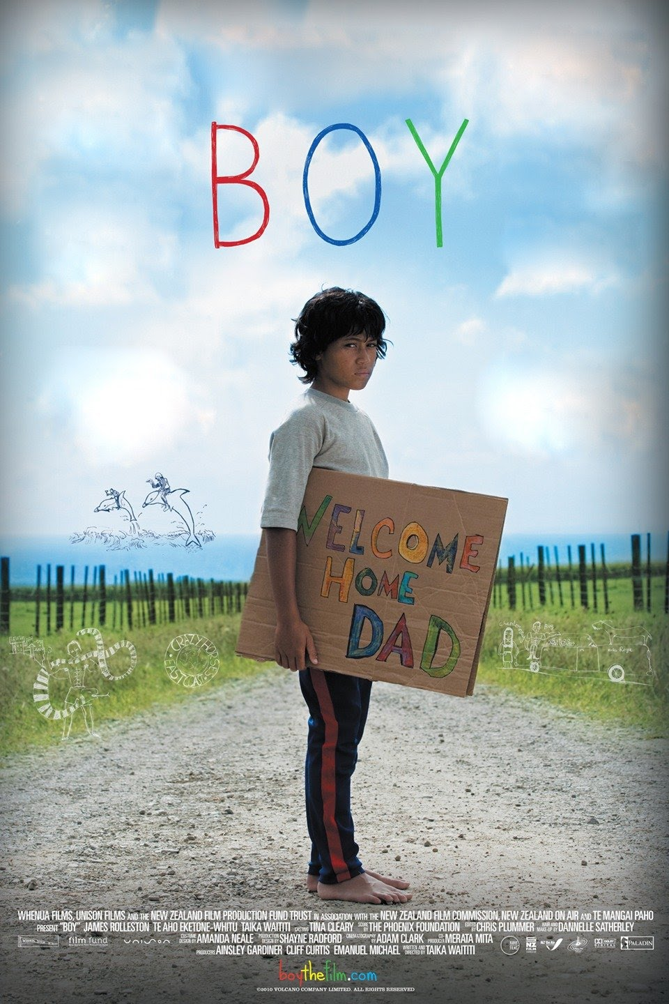Image result for boy the film
