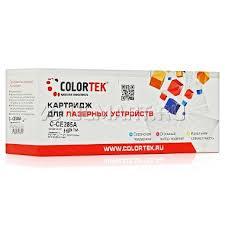 <b>Картридж Colortek</b> CE285A, 4208678: характеристики, отзывы ...