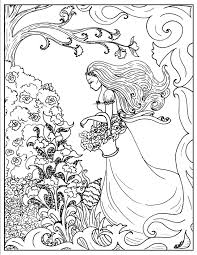 Small Picture Coloring Pages Art