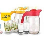 ПосуДа, стекло, в ассортименте: - <b>стакан butterflies PASABAHCE</b> ...