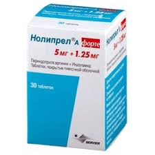 <b>Нолипрел А форте</b> таблетки 30 шт. — цена, описание, наличие в ...