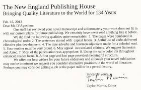 manuscript rejection letter by carl d agostino i know i made you manuscript rejection letter by carl d agostino