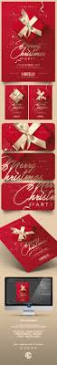17 best ideas about party invitation templates red christmas party invitation flyer template