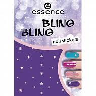 Купить <b>Наклейки для ногтей</b> `ESSENCE` BLING BLING <b>NAIL</b> ...