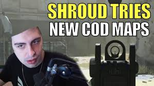 SHROUD Tries NEW Shoot House Map 【Call Of Duty Modern ...