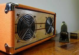 """Bluetooth Speaker <b>Retro</b>/<b>Vintage Style</b> Wood """"V-30"""" <b>Reclaimed</b> ..."""