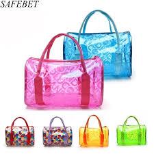SAFEBET Brand <b>2017</b> Fashion <b>Summer Beach Bag</b> Women's Jelly ...
