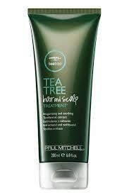 Tea Tree Hair & <b>Scalp</b> Treatment - <b>пилинг для волос</b> и кожи головы ...