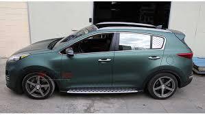 <b>Боковые подножки GSC</b> - KIA The SUV Sportage (MOBIS) для KIA ...