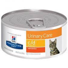 <b>Hill's Prescription Diet</b> c/d <b>Multicare</b> Urinary Care Canned Cat Food ...