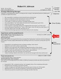 the hybrid resume format hybrid resume template free