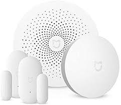 Amazon.com : <b>Xiaomi mijia</b> Smart Home <b>Aqara</b> Security Kit - White ...