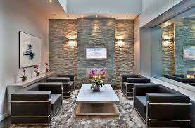 chic large wall decorations living room: