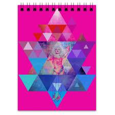 "Блокнот """"HIPSTA SWAG"" collection: Marilyn <b>Monroe</b>"" #1301936 от ..."