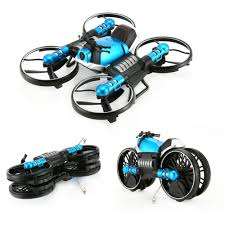 HeHengDa Toys H6 <b>2.4G</b> 2 In 1 Electric RC <b>Deformation Motorcycle</b> ...