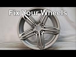 <b>Repair</b> and Refinish <b>Aluminum</b>/<b>Alloy Wheels</b> using Plasti Dip ...