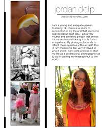 visual resume jd photography the requirements were to write a paragraph about yourself and pair it a self portrait and three photos that define you as a photographer