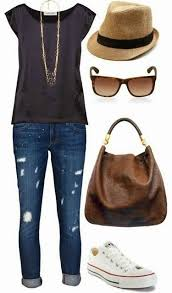 26 Adorable <b>Outfit</b> Ideas for <b>Spring</b>/Fall 2020 | Fashion, Casual ...