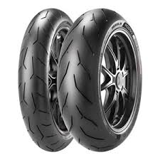 <b>Pirelli Diablo Rosso Corsa</b> - Tyre Reviews