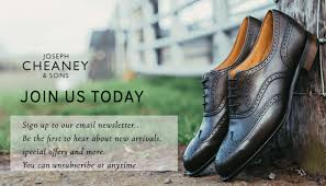 <b>Mens Autumn</b>/<b>Winter 2018</b> Collection - Cheaney Shoes Look Book