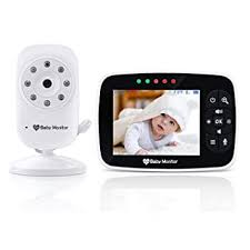 Baby Monitor, Video Baby Monitor with 3.5 inch LCD ... - Amazon.com