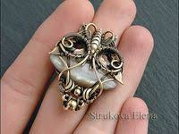 Rings, Wire jewelry rings, Wire jewelry
