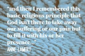 Quotes On Faith Anne Lamott. QuotesGram via Relatably.com