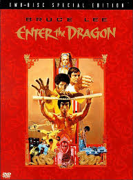 Enter the dragon (Bruce Lee) tek parça