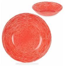 Купить <b>Luminarc</b> Тарелка <b>суповая Brush Mania</b> 20 см red по ...