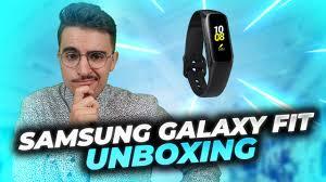 <b>SAMSUNG GALAXY</b> FIT : Un <b>bracelet</b> connectée SAMSUNG à ...