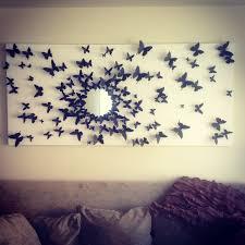 decor butterflies images wall