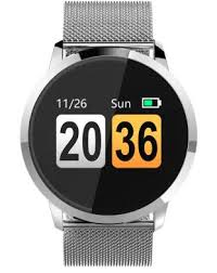 <b>Newwear Q8</b> Classic <b>Smartwatch</b> Best Price in India 2019, Specs ...