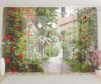 «Тюль расшитая розами» — Домашний интерьер — купить на ...
