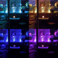 decorating a small balcony w smart led outdoor lighting balcony lighting