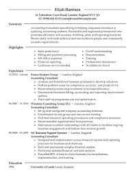 best consultant resume example livecareer create my resume