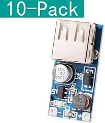 Youmile 5-Pack PFM Control Mini-<b>DC</b>-<b>DC</b> 0.9​​V 5V to USB ...
