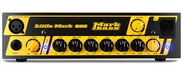 <b>Усилитель басовый Markbass Little</b> Mark 800