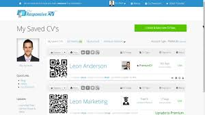 creative resume builder the responsive cv on vimeo creative resume builder the responsive cv