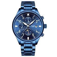 Docooler <b>BOYZHE Men</b> Watch Business Full-<b>Automatic Mechanical</b> ...