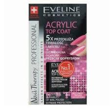 Eveline Nail Therapy ACRYLIC TOP COAT <b>Экстремальная защита</b> ...