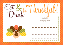 thanksgiving invite template com invitationcardsforthanksgiving