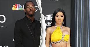 Cardi B Files for Divorce From <b>Offset</b> After Nearly 3 Years of <b>Marriage</b>