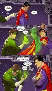 Green Lantern Prank | WeKnowMemes via Relatably.com