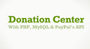 Making a Donation Center With PHP, MySQL and PayPal's APIs ...